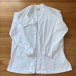 Garnet Hill tunic NWOT